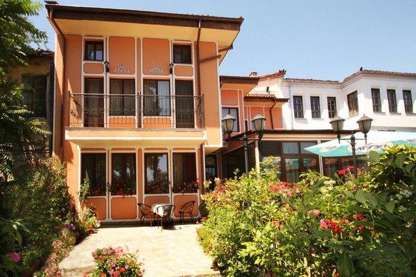 Hotel Alafrangite (Хотел Алафрангите) - фото 22