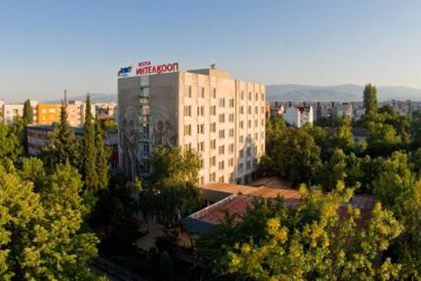 Hotel Intelcoop - фото 22