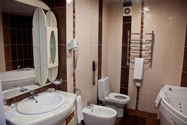 Гостиница «Октябрьская» - фото 19