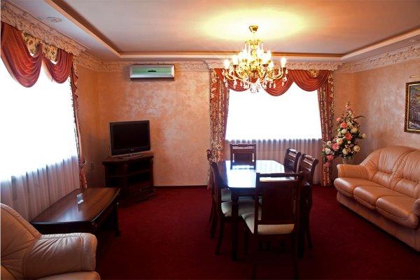 Гостиница «Октябрьская» - фото 8