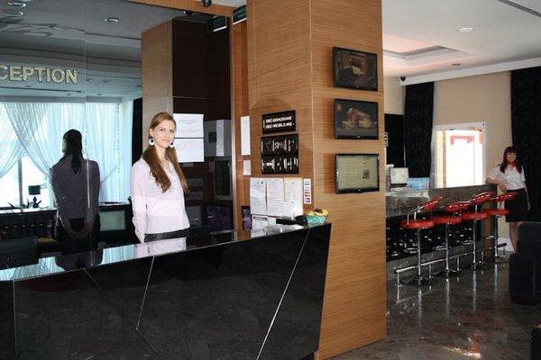 City Hotel Plovdiv - фото 19