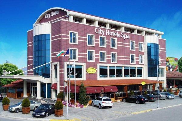 City Hotel Plovdiv - фото 21