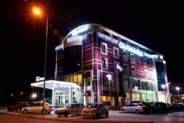 City Hotel Plovdiv - фото 22