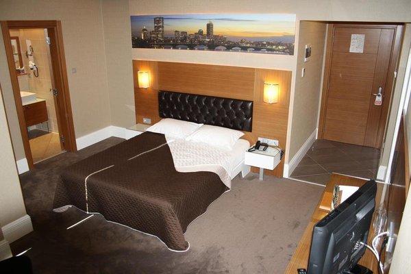City Hotel Plovdiv - фото 9