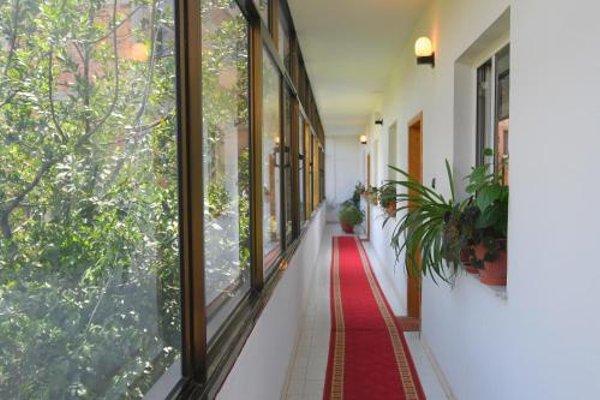 Haxhiu Hotel Tirana - фото 11