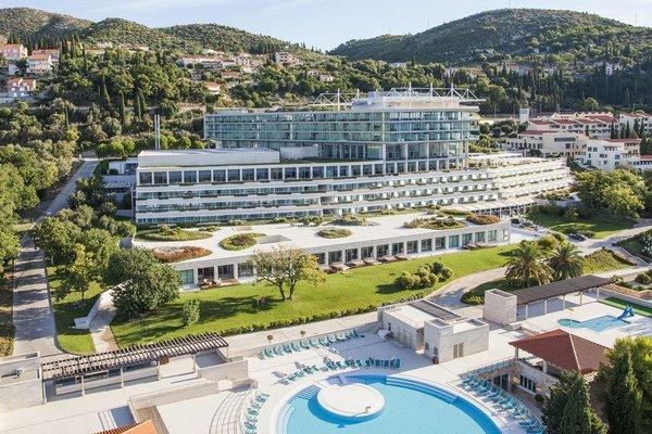 Radisson Blu Resort & Spa at Dubrovnik Sun Gardens - фото 73