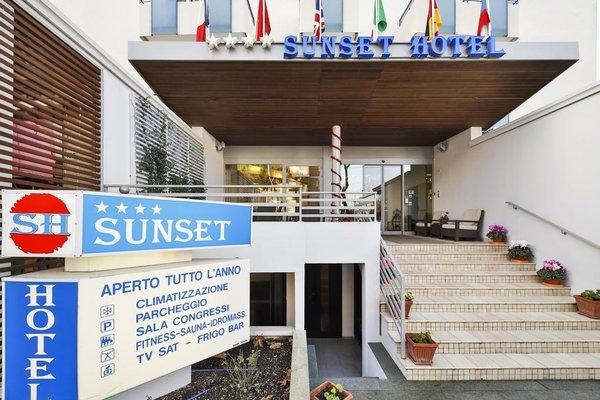 Hotel Sunset - фото 21