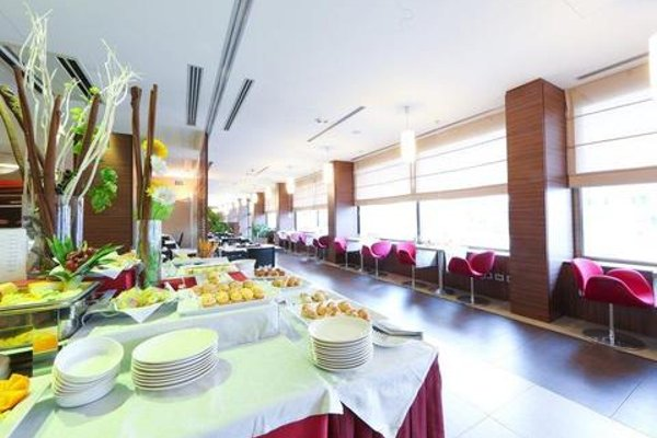Best Western Plus Hotel Monza e Brianza Palace - 12
