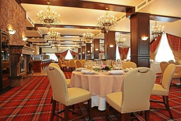 Гранд Отель Поляна - фото 10