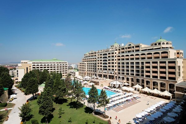 Sol Nessebar Palace Resort & Aquapark - All inclusive - фото 37