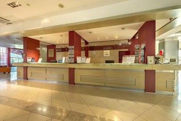 Феста Панорама Отель - фото 16