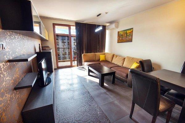 Апартаменты Apollon Apartments - фото 10