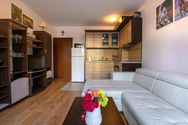 Апартаменты Apollon Apartments - 11