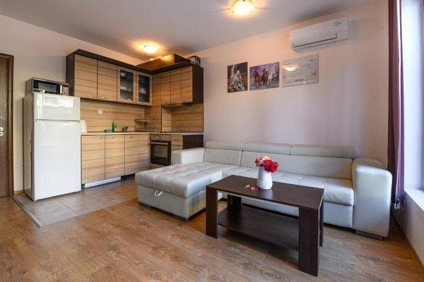 Апартаменты Apollon Apartments - 12