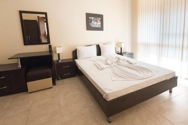 Апартаменты Apollon Apartments - фото 17