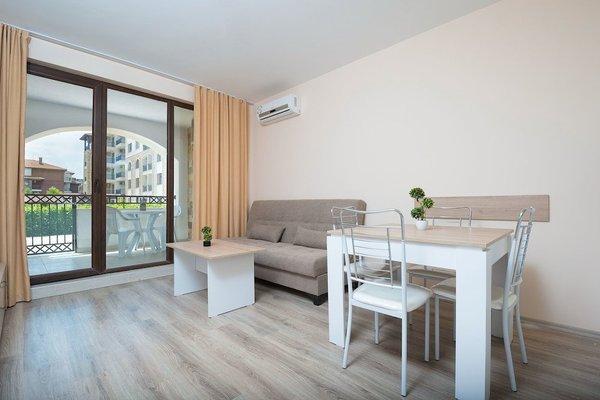 Апартаменты Apollon Apartments - фото 18