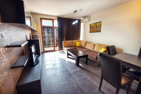 Апартаменты Apollon Apartments - фото 22