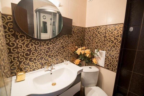 Апартаменты Apollon Apartments - 8