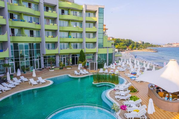 Отель Арсена Бийч - фото 50