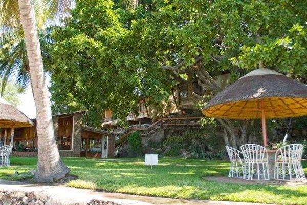 Sunbird Nkopola Lodge - фото 18