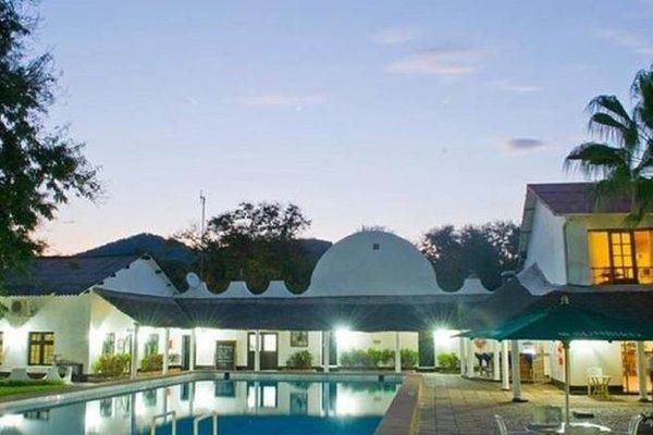 Sunbird Nkopola Lodge - фото 21