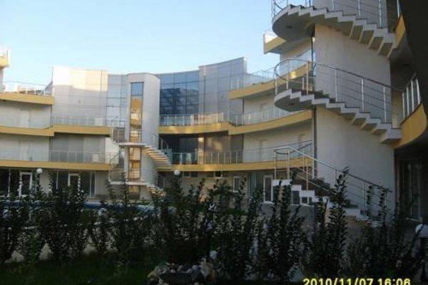 Апартаменты Фетисови в гостиничном комплексе Бей Вю - фото 10