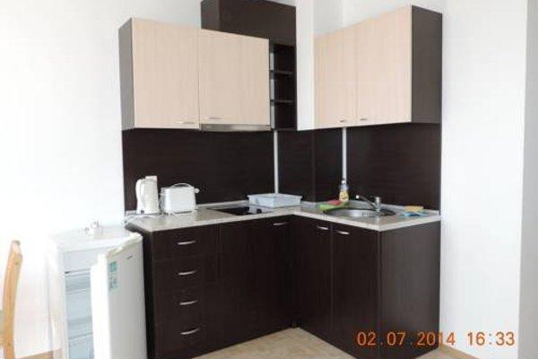 Апартаменты Фетисови в гостиничном комплексе Бей Вю - фото 13