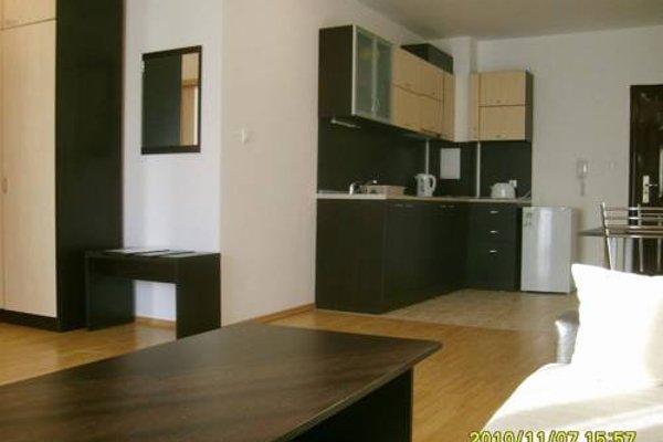 Апартаменты Фетисови в гостиничном комплексе Бей Вю - фото 14