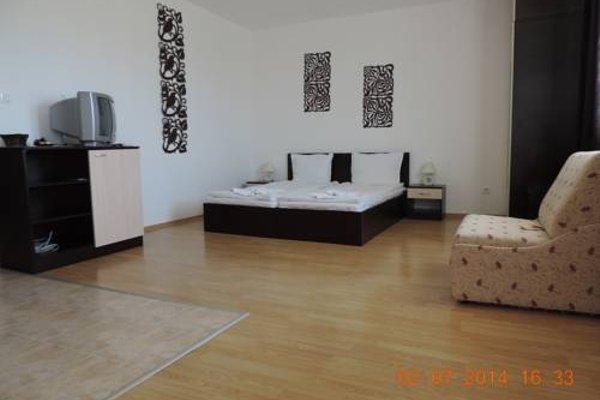 Апартаменты Фетисови в гостиничном комплексе Бей Вю - фото 6