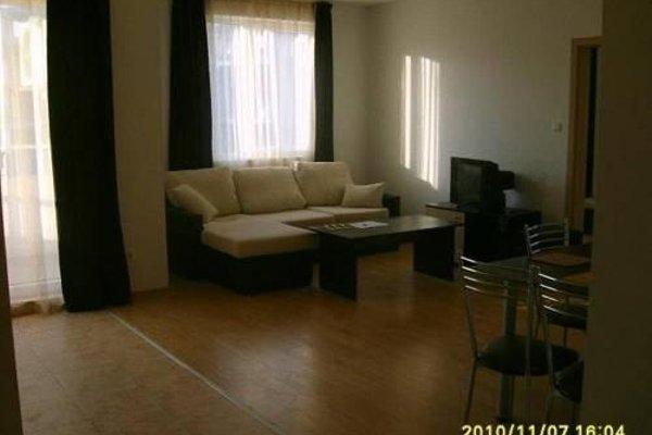 Апартаменты Фетисови в гостиничном комплексе Бей Вю - фото 8