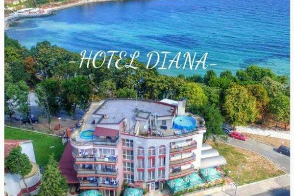 Family Hotel Diana - фото 19
