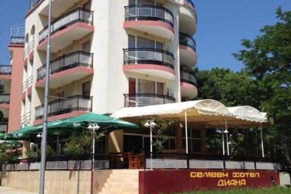 Family Hotel Diana - фото 20