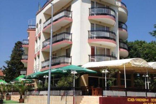 Family Hotel Diana - фото 21