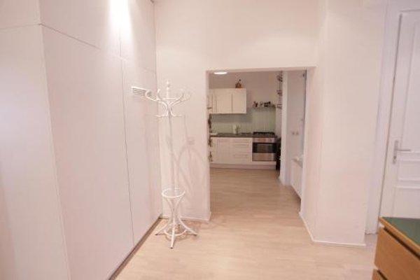 Schone 3-Zimmerwohnung am Augarten - фото 10