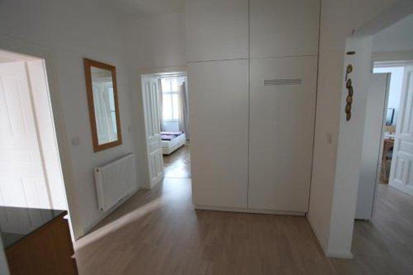 Schone 3-Zimmerwohnung am Augarten - фото 16