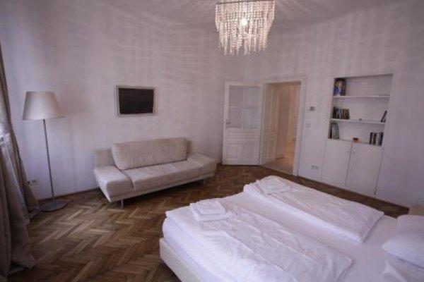 Schone 3-Zimmerwohnung am Augarten - фото 4