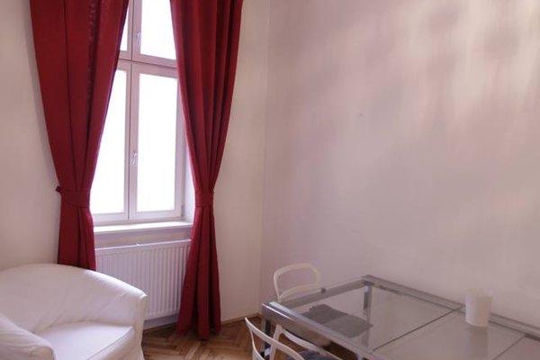 Schone 3-Zimmerwohnung am Augarten - фото 7