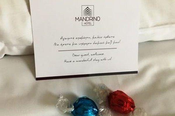 Mandrino Hotel - photo 15