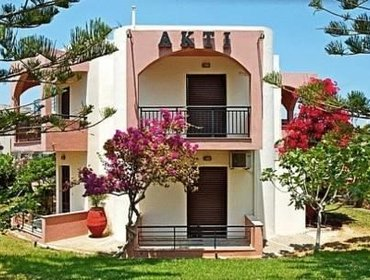 Apartments Akti