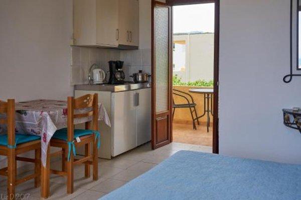 Dimitra Apartments - фото 10