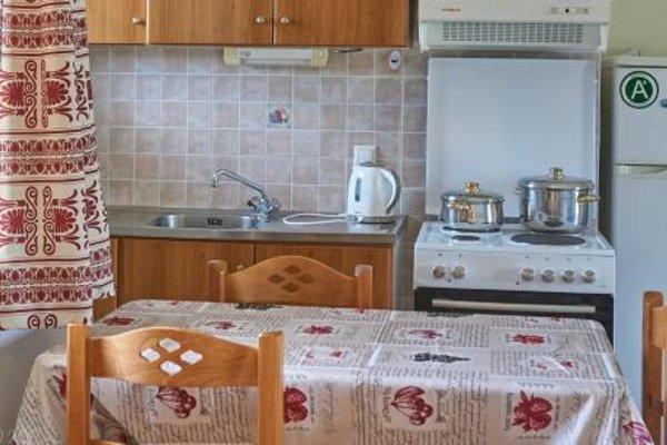 Dimitra Apartments - фото 11