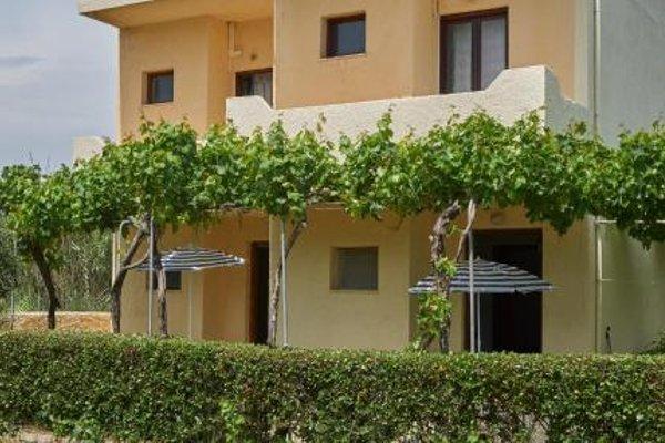 Dimitra Apartments - фото 18