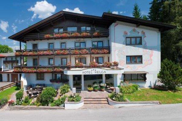 Hotel Helga - фото 22