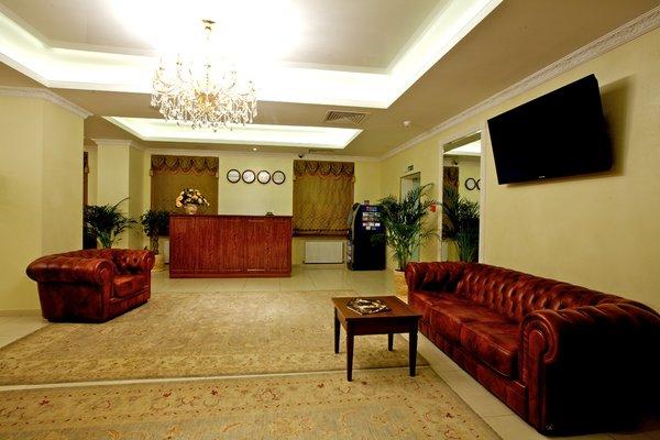 Гостиница Savoy Petit - 17