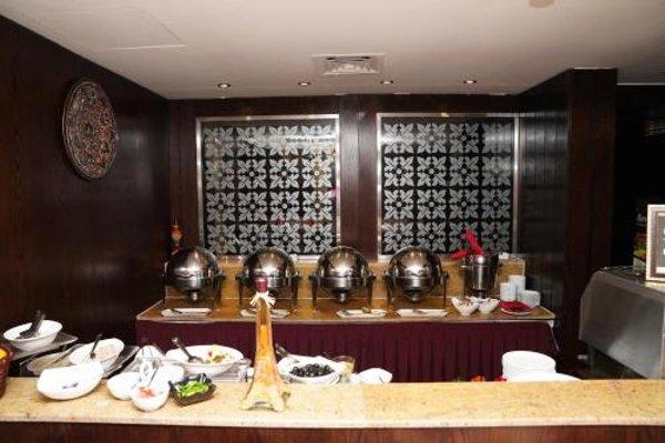 Mark Inn Hotel Deira (ех. Al Kameelia Hotel) - фото 10