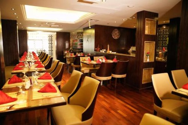 Mark Inn Hotel Deira (ех. Al Kameelia Hotel) - фото 11