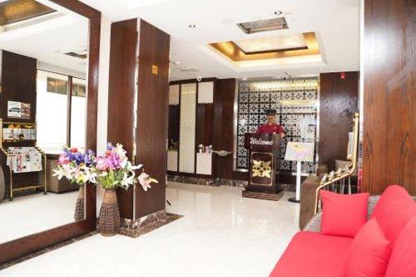 Mark Inn Hotel Deira (ех. Al Kameelia Hotel) - фото 13
