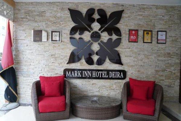 Mark Inn Hotel Deira (ех. Al Kameelia Hotel) - фото 16