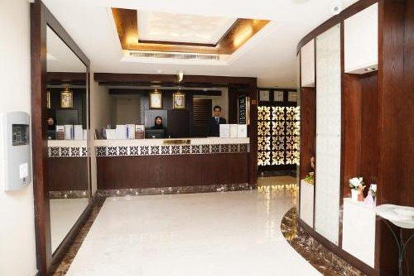 Mark Inn Hotel Deira (ех. Al Kameelia Hotel) - фото 17