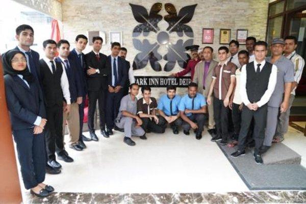 Mark Inn Hotel Deira (ех. Al Kameelia Hotel) - фото 22